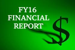 FY16 NCMF Financial Report
