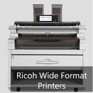 Ricoh Wide Format Printers