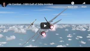 The Second Gulf of Sidra Incident