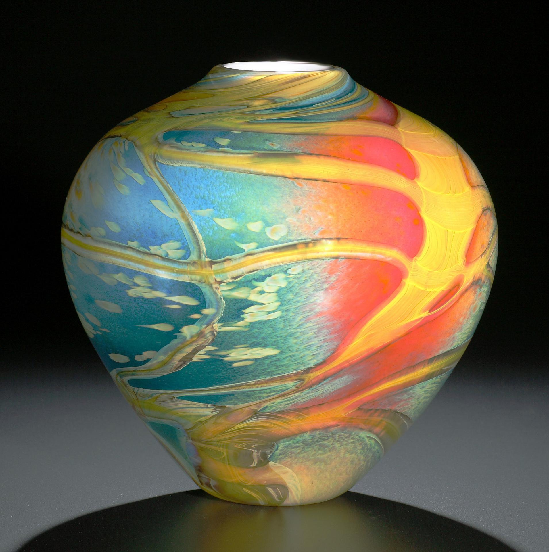 Cosmos Vase