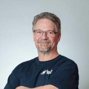 Bob Schuster, Lead Bindery Operator