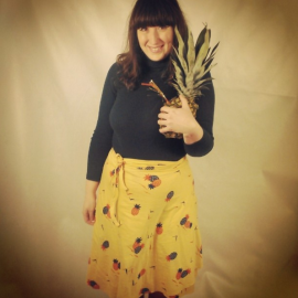 Pineapple fashion inspiration