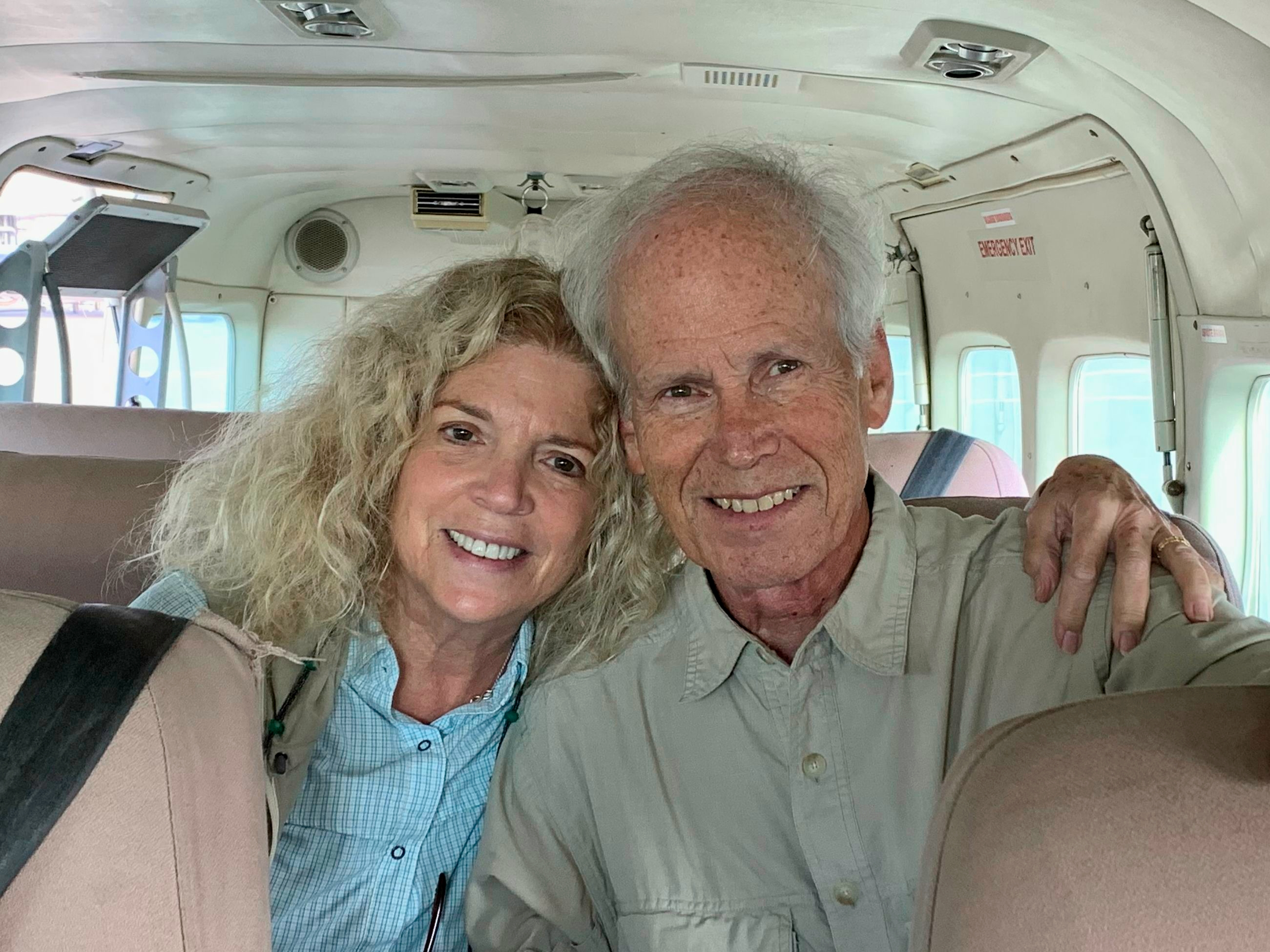 Peggy Lubin Evantash & Alan Evantash