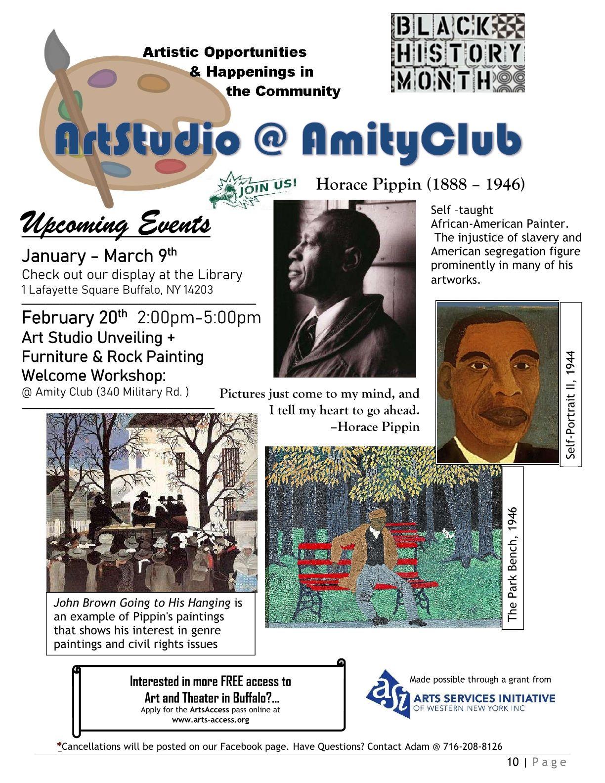 ARTWORKS - February 2020