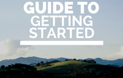 How To Get Started Right
