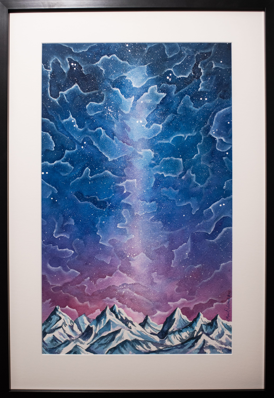 "Lori Orlowski - ""Heaven's Light"""
