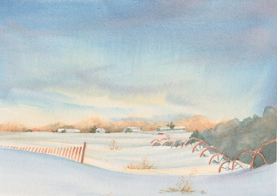 Adult Class: Intermediate / Advanced Watercolor
