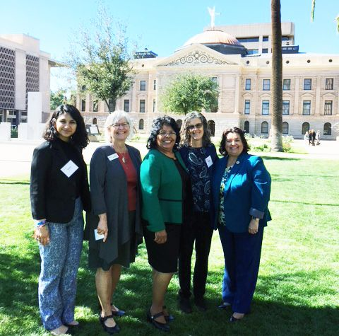 Advocacy Update - Southern Arizona Leaders Present at the State Capitol