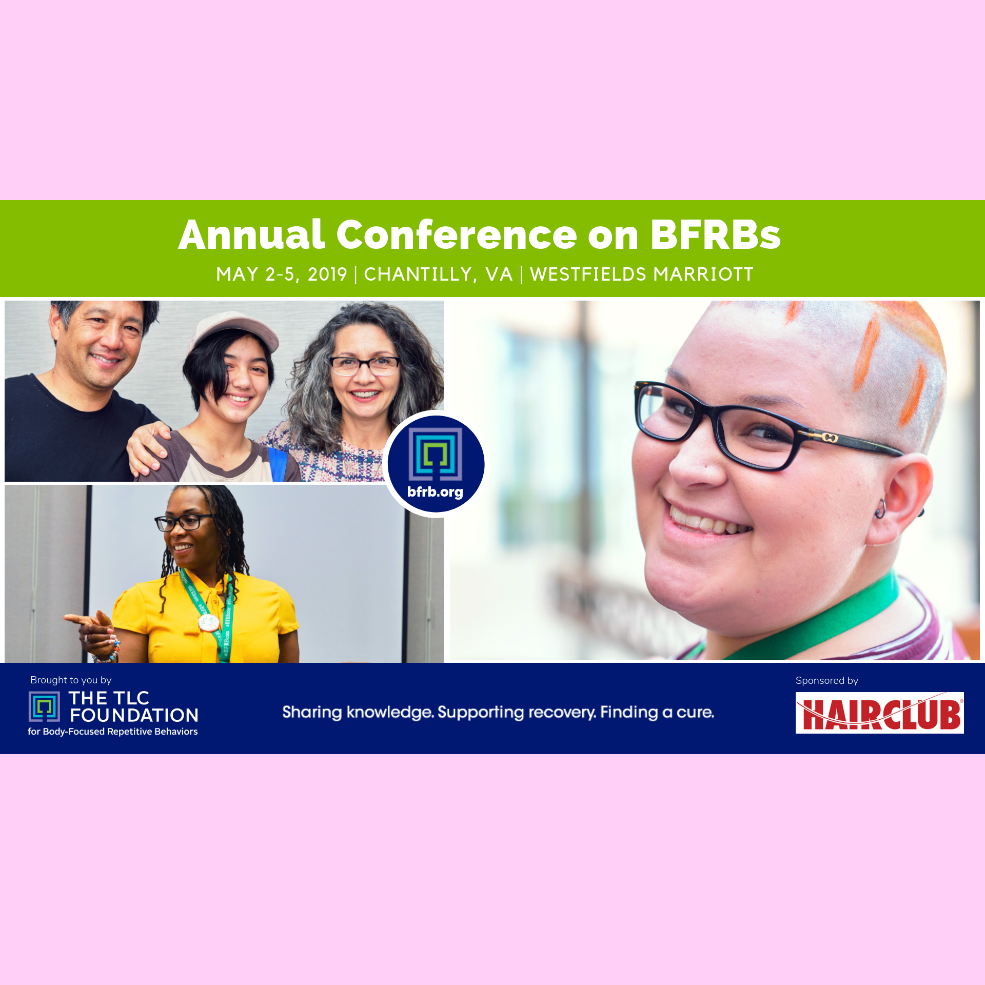 TLC Annual Conference On BFRBs