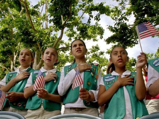 Girl Scouts Celebrate Ocasio-Cortez, Andrew Cuomo, Michelle Obama, Jill Biden, Ruth Bader Ginsburg