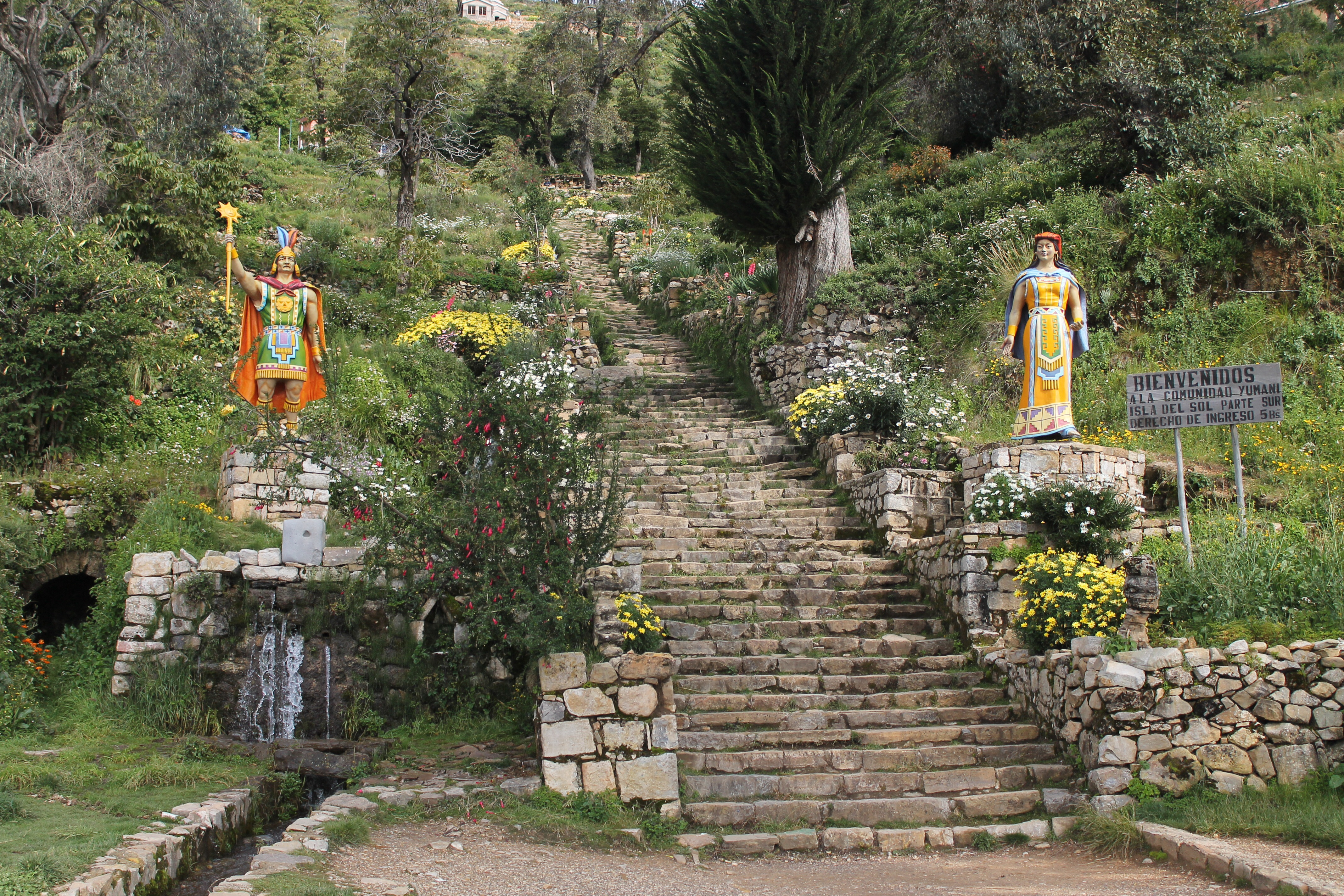 Inca Staris - Yumani