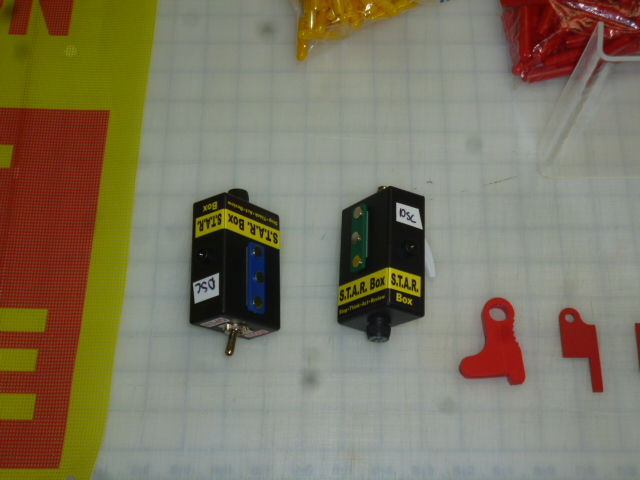 Toggle Switch tester