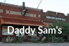 Daddy Sam's