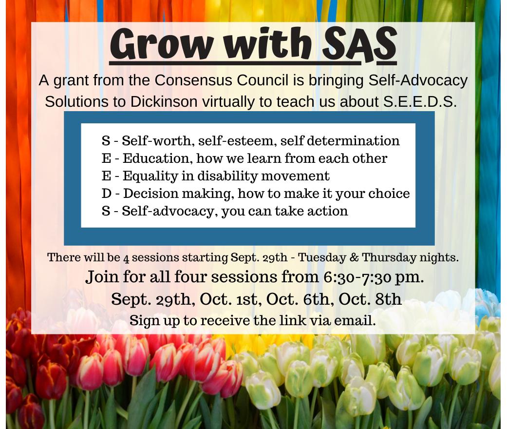 Grow with SAS