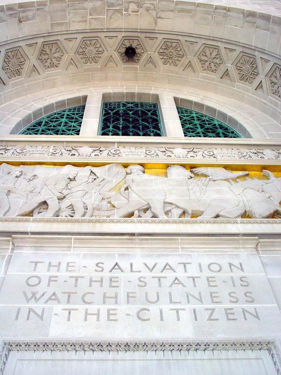 Watchfulness In The Citizen