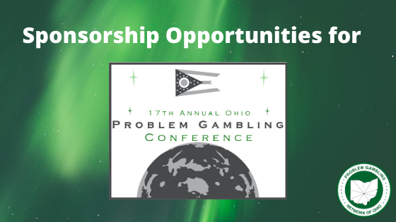 Ohio Problem Gambling Conference Sponsorship
