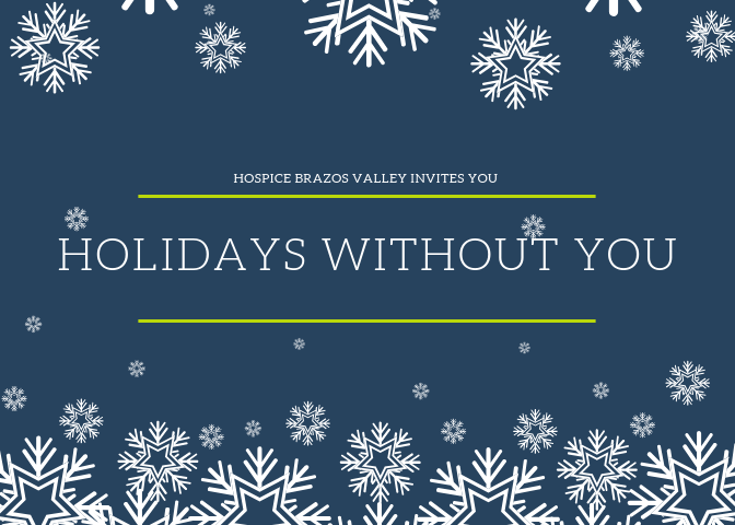 Holidays Without You - Brenham