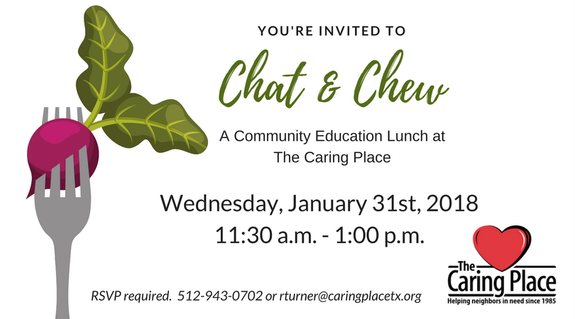 New Event at The Caring Place