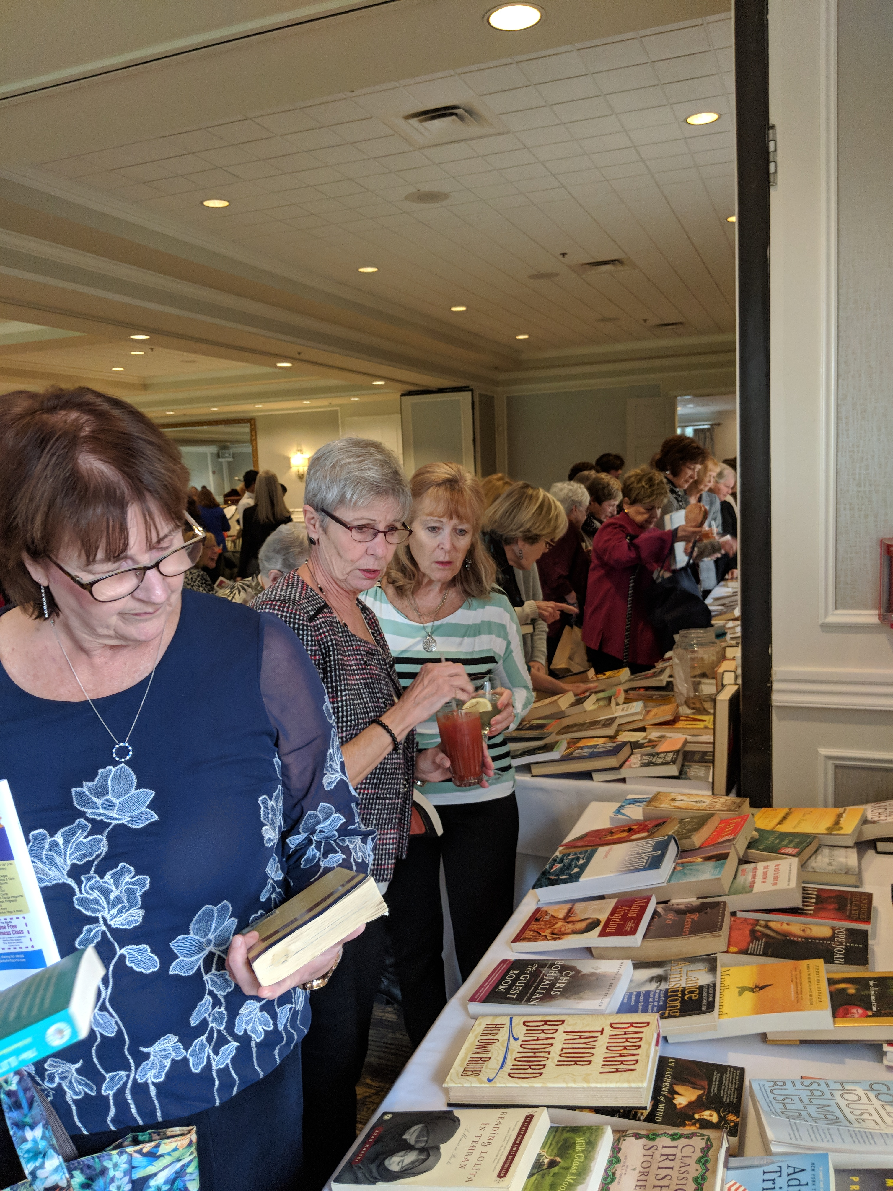 Book Lovers Luncheon