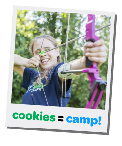 cookies = camp polaroid