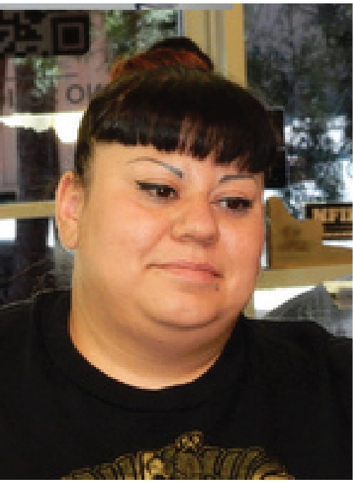 Regina Irvine, Customer Interface and Project Coordinator