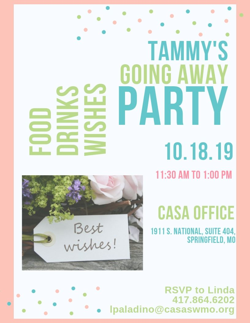 Tammy's Going Away Party
