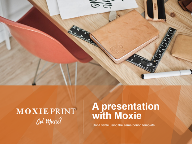 Customized Presenation Templates
