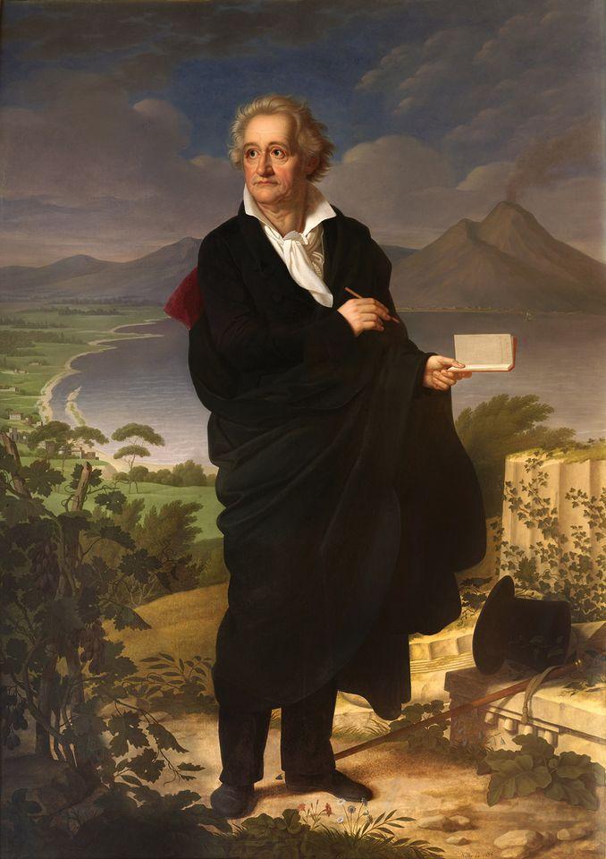 Meet the last Renaissance man: Goethe's influence on art explored at the Bundeskunsthalle