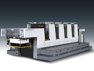 Komori Lithrone 28