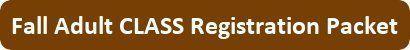 Fall 2021 Class Registration Packet