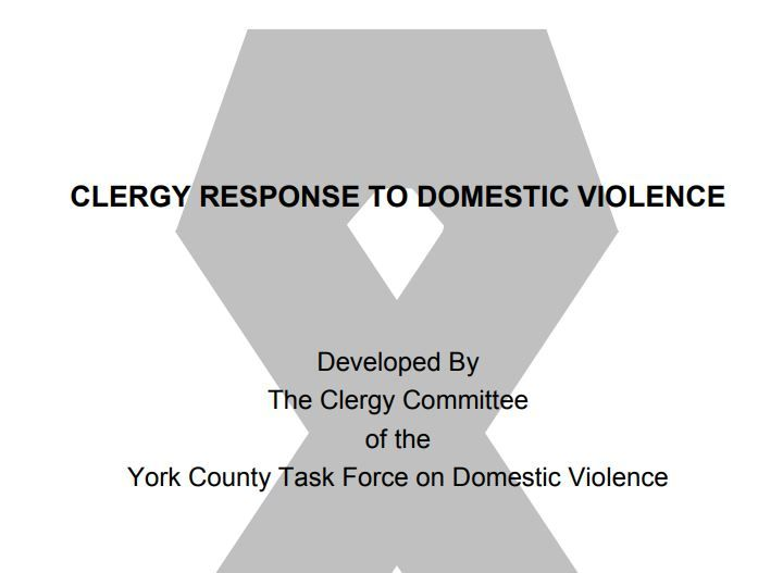 Clergy Response to Domestic Violence