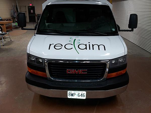 Reclaim Truck 1