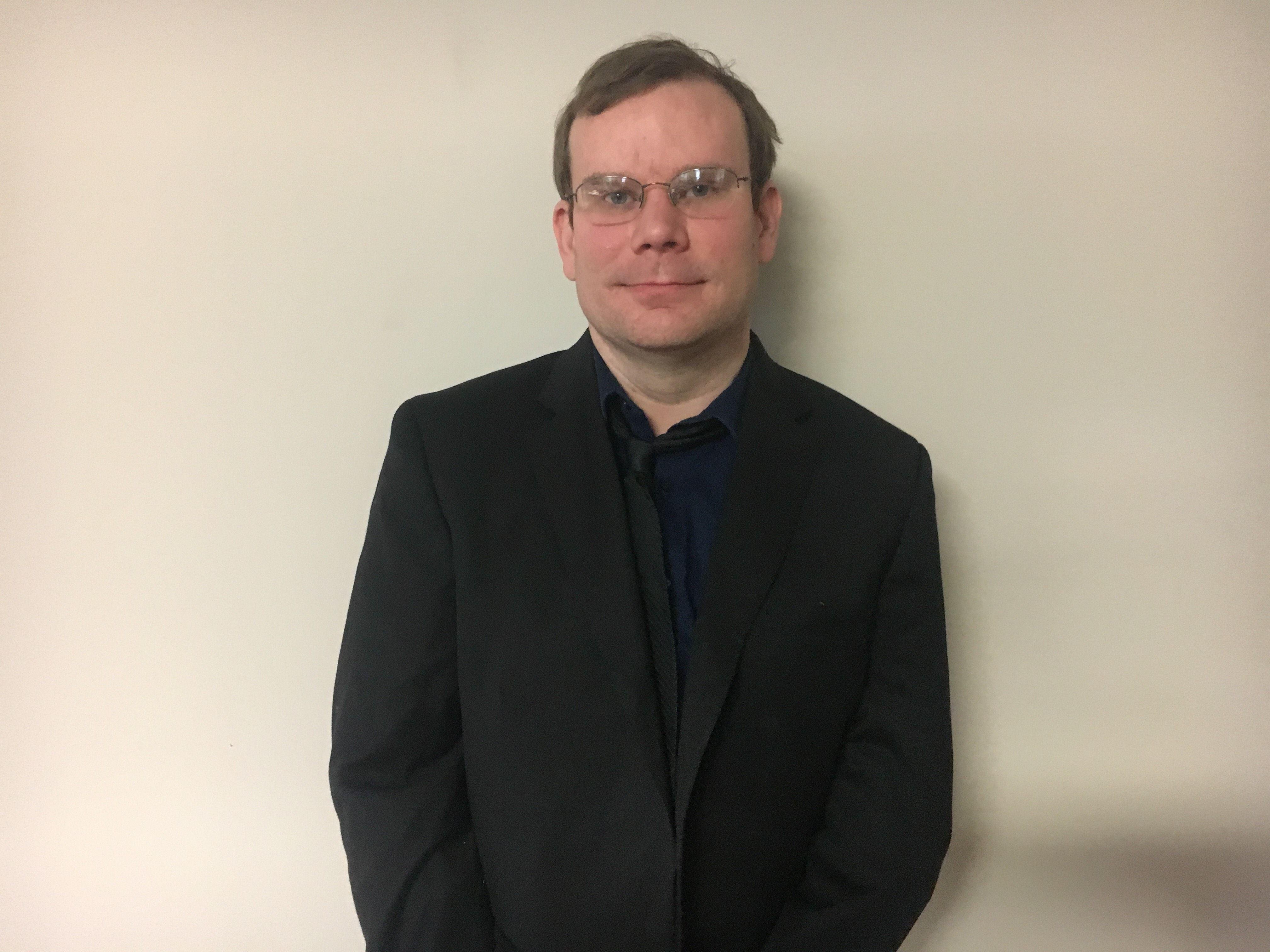 Nathan Ramsey - Secretary