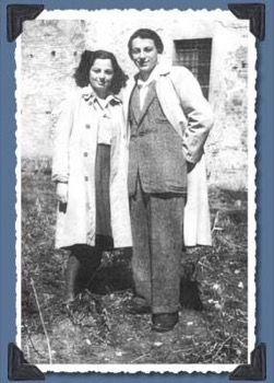 Leopold and Miriam Lowy