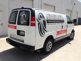 Vehicle Graphics SuperiorCarWraps.com Orange County