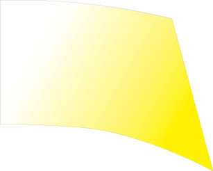White to Yellow Ombre