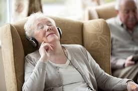 Click here to see Music Therapy: The Benefits for Alzheimer's Patients and Their Families