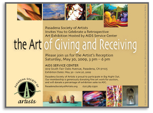The Art of Giving & Receiving