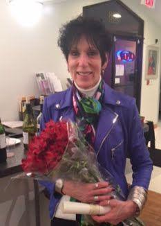 Debbie Venezia Honored with Lifetime Membership Award by Naperville Art League
