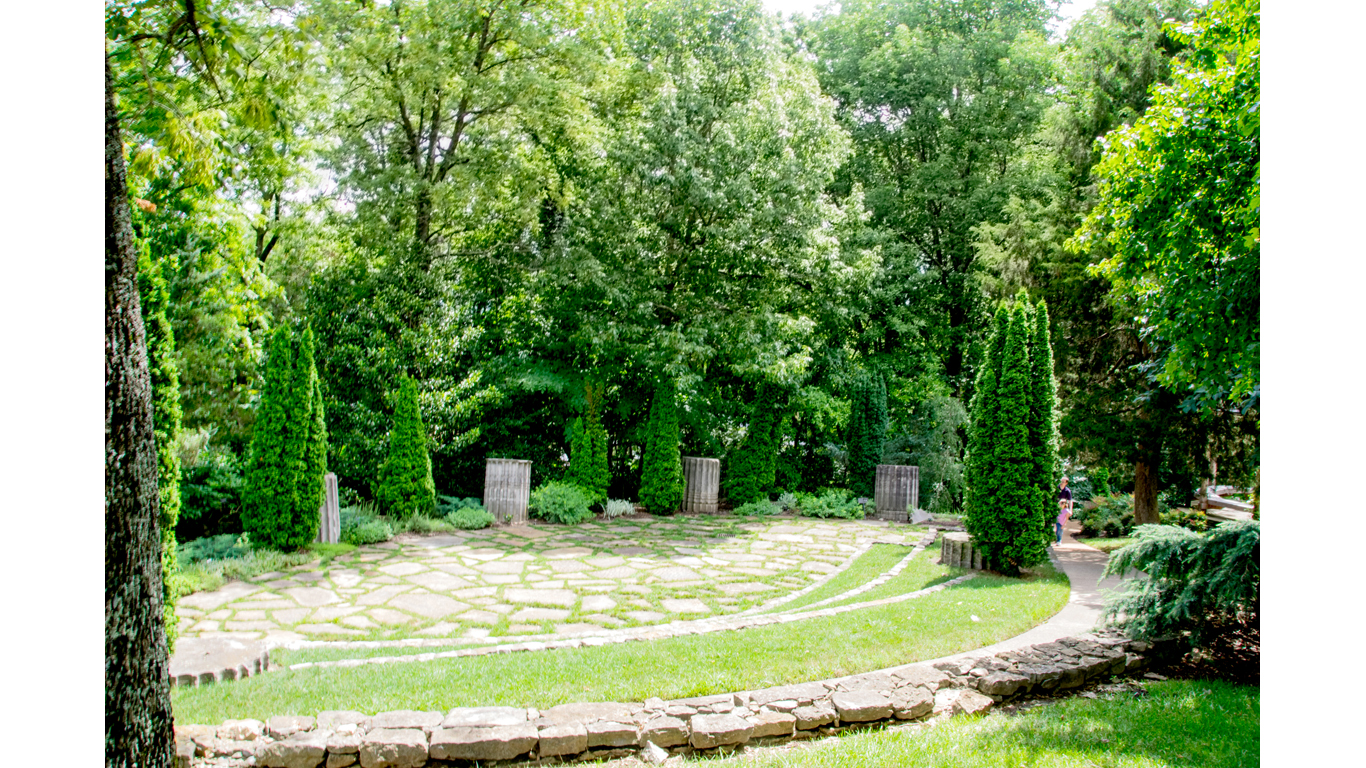 Cheekwood Garden 01
