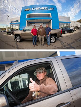 North Dakota Hunter Wins Delta Truck Raffle