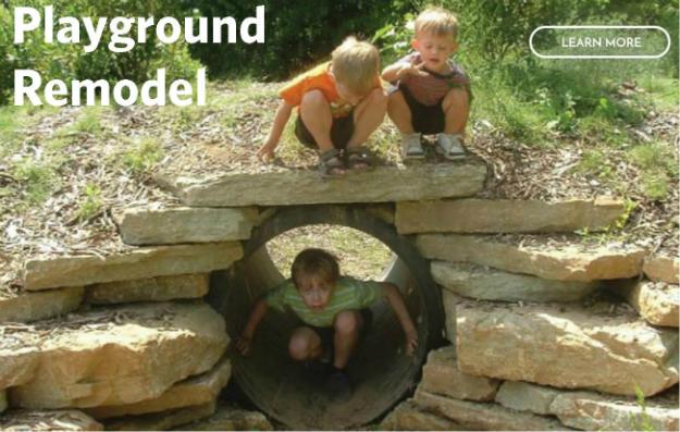 Playground Remodel