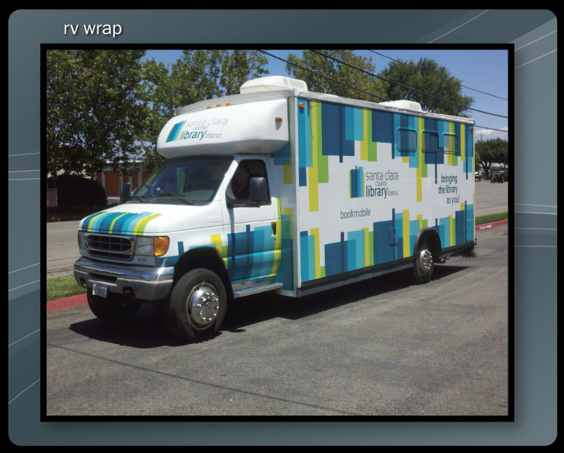 mission city signs - san jose  ca - vehicle wraps - trucks - cars - vans - trailers