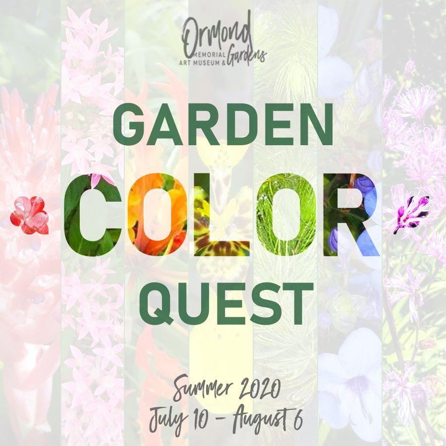 Garden Color Quest