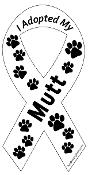 adoptd mutt (ribbon style)