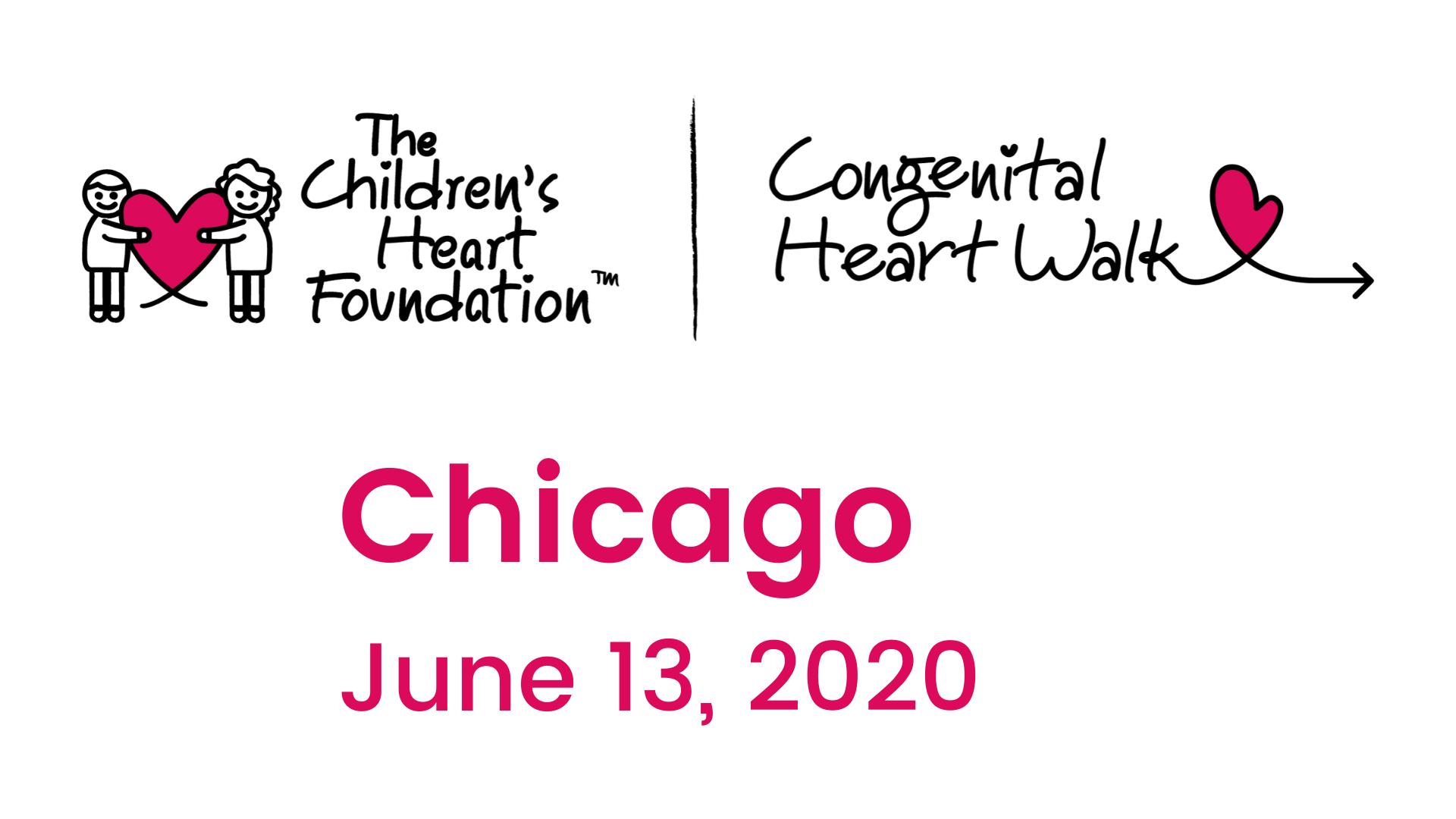 Chicago Congenital Heart Walk (Illinois)