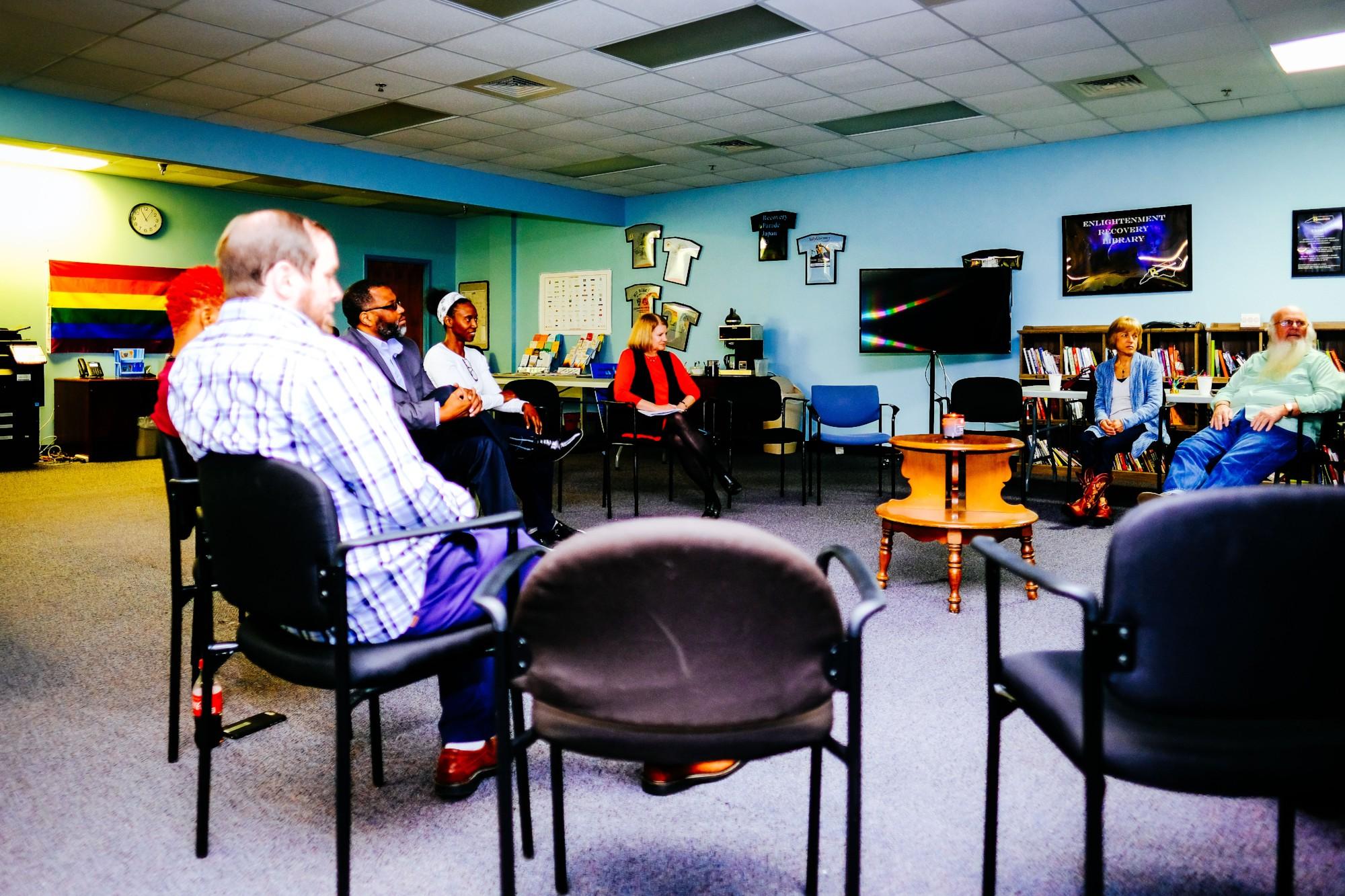 RCNC Meditation Classes