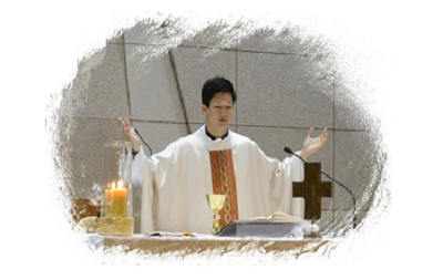 Fr. Andrew Chung Ordination