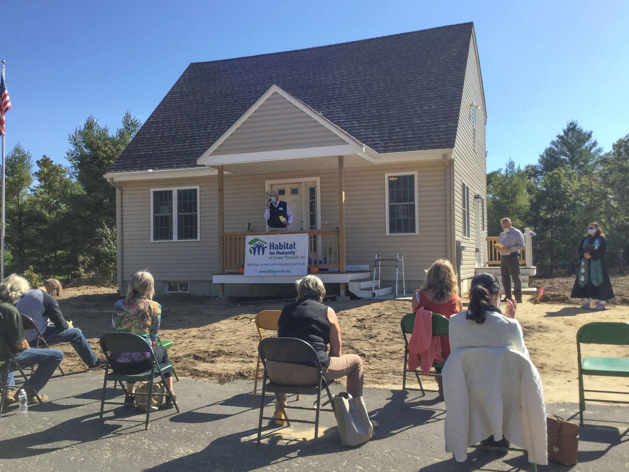 Home Dedication - 863 Long Pond Road