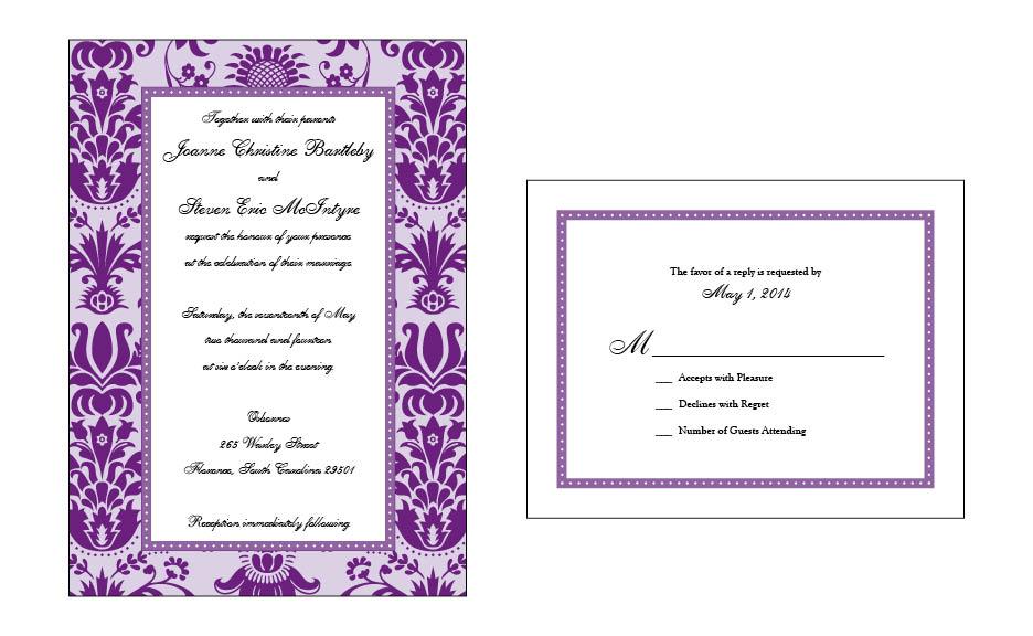 Wedding Set #9